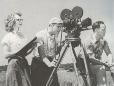 Shooting Film Scene